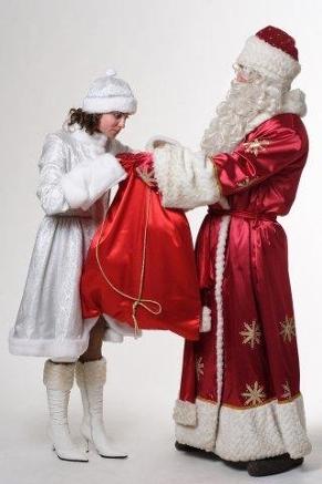 Домашние новогодние поздравления от Уральской мастерской Деда Мороза!